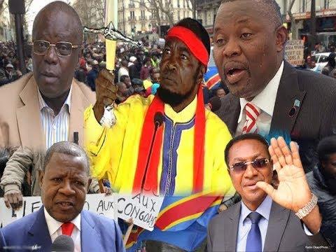 MASOLO YA MBOKA PROPHETE JHON NGEFA DÉVOILE LES SECRET DU CONGO ET DE L INDÉPENDANCE