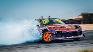 The Bend Drift Circuit // 2018 S.A. Summer Drift Series // RD 1 After Movie