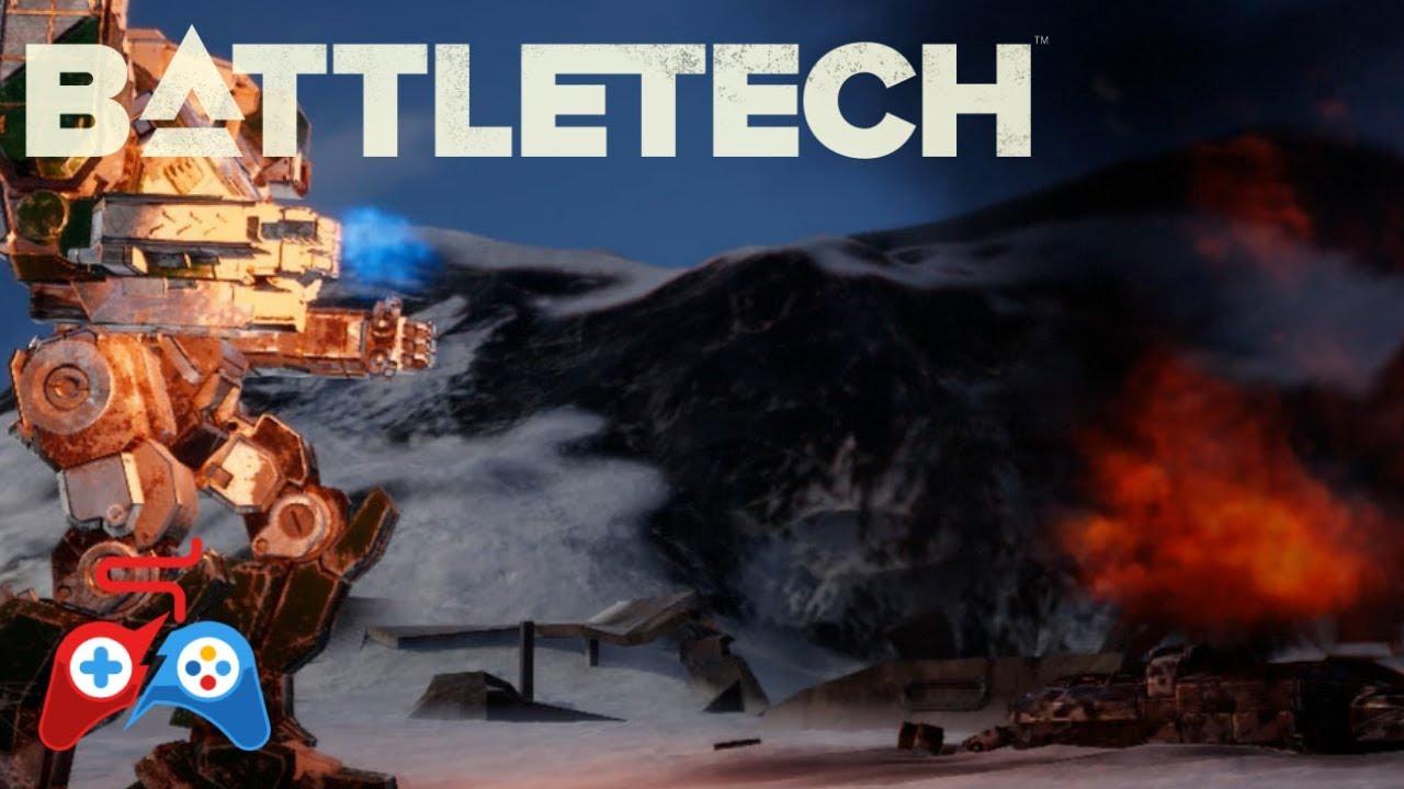 BattleTech 🤖 Grave Robber Part 1