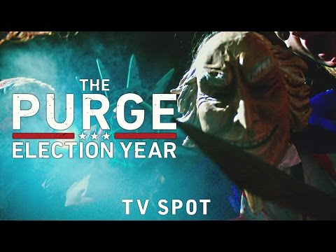 "The Purge: Election Year - ""All Crime Is Legal"" TV Spot (HD)"