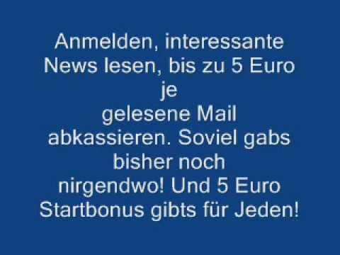 Kostenlos Geld Verdienen Sowie 5€ Bonus Und Gratis Gewinn!**