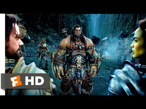 Warcraft – War Solves Everything Scene (3/10) | Movieclips