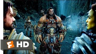 Warcraft - War Solves Everything Scene (3/10) | Movieclips