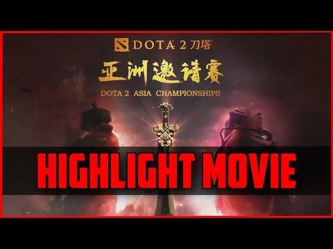 Dota 2 Asia Championship Highlight Movie - by widdz
