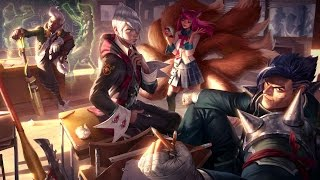 If league of legends Champions had Facebook #21