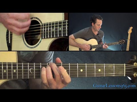 Chris Cornell - Seasons Guitar Lesson