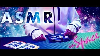 ASMR 🛰Rush Hour in Space 💫CLICKY Plastic Puzzle Game - NO TALKING