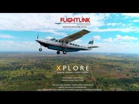 FLIGHTLINK AIR CHARTERS - COMMERCIAL