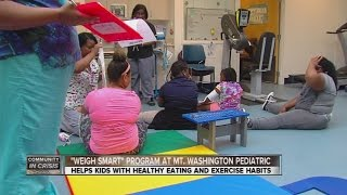 Weight Management Program For Kids As Young As 2