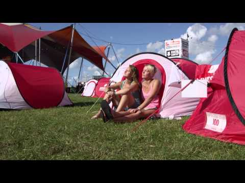 Welcome to the Holy Ground Camping | Mysteryland NL 2015