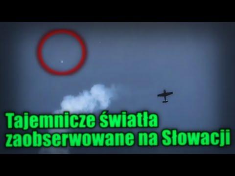 Liczne obserwacje UFO podczas Airshow na Słowacji