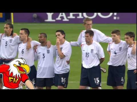 England vs Portugal  World Cup 2006 Quarter Final