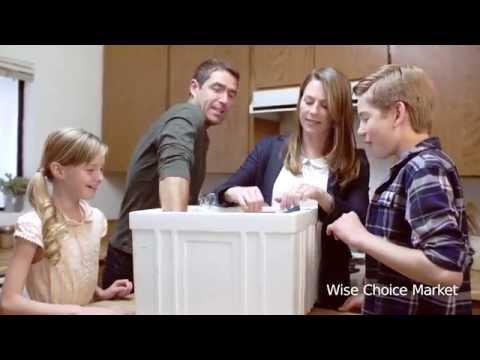 Wise Choice Market - 2nd vid