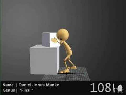 Progress Reel Class5 Animation Mentor