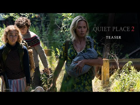 A QUIET PLACE 2 | OFFIZIELLER TEASER | Paramount Pictures Germany