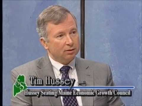 """Measures of Growth: How is Maine's Economy Faring?,"" first air date, May 28, 2013 (clip 2)"