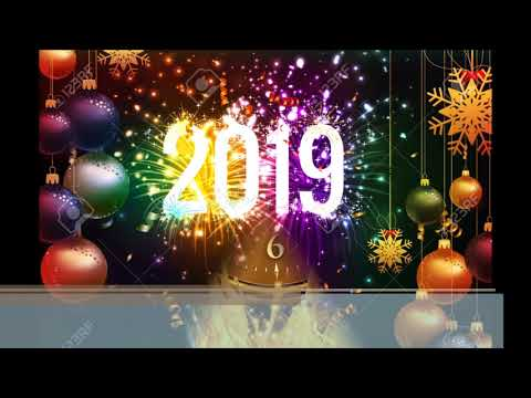 Happy New Year 2019 Wishes Images, Full DH Wallpaper 2019