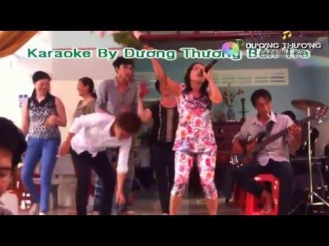 karaoke nhạc sống Chuyện tình nàng trinh nữ tên Thi remix