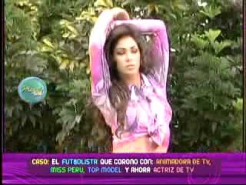 Roberto Martinez y sus conquistas con las mujeres mas deseas del Perú 18/11/2011