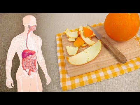 Orange Peel and Cinnamon Tea: Improves Digestion and Reduces Cholesterol