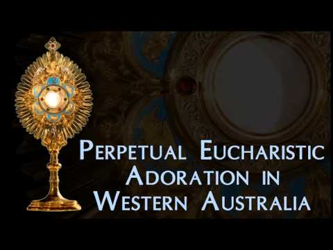 Variety #272: Perpetual Eucharistic Adoration in Western Australia