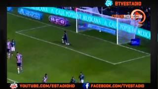 León vs Chivas Guadalajara 2 1   Todos los Goles   Jornada 11 Liga MX   estadiovideos com