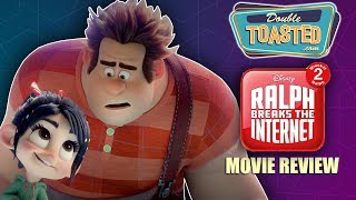 WRECK-IT RALPH 2: RALPH BREAKS THE INTERNET MOVIE REVIEW