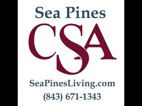 October 4, 2017 Sea Pines Community Coffee
