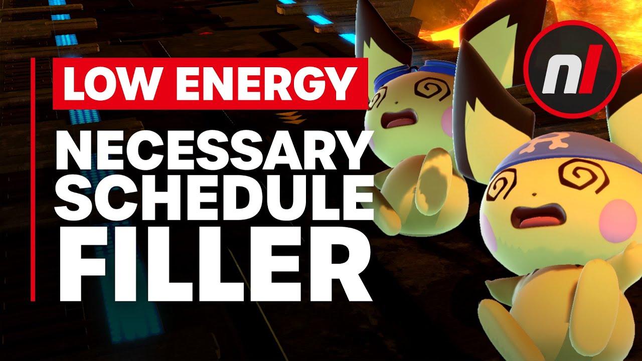 The Necessary Schedule Filler Video