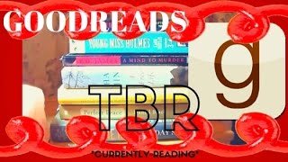 Currently-Reading TBR | The Goodreads Catch-Up