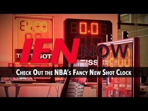 IEN NOW: The NBA's New Shot Clock