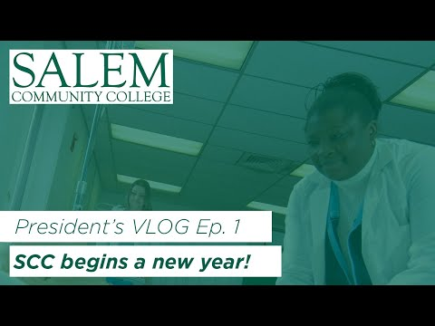 Exciting progress as Salem Community College begins year