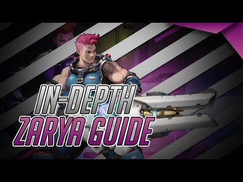 [3] In-Depth Zarya Guide