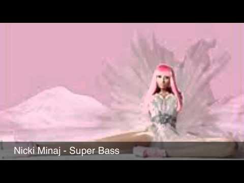 Nicki Minaj  Super Bass Lyrics Explicit