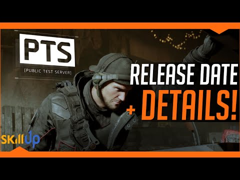 The Division | PTS Release Date & Details (Including A Vendor Selling All Gear Sets!)
