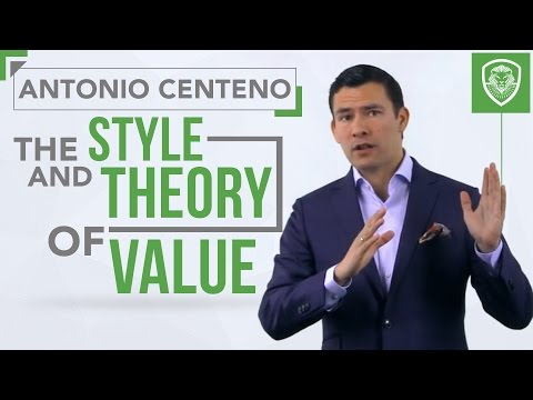 The Style and Theory of Value