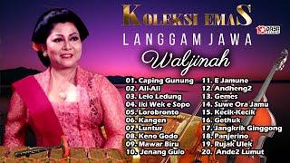Koleksi Emas Langgam Jawa '' Waljinah