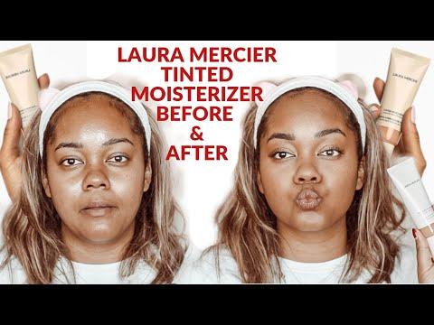 Laura Mercier Tinted Moisturizer | SPF 30 | Wear Test, Application & Review | Natural Makeup
