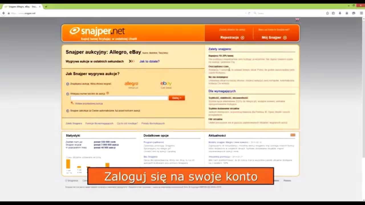 Jak Odnalezc Najciekawsze Aukcje Na Allegro Youtube