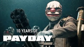 10 Years of PAYDAY - Episode 2