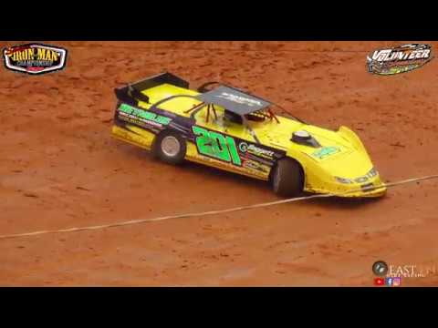 Super Late Models @ Volunteer Speedway (2-24-18)