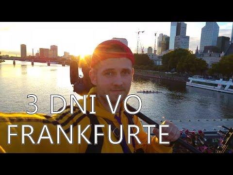 3 Dni vo Frankfurt Am Main | SK BTS | Vlog