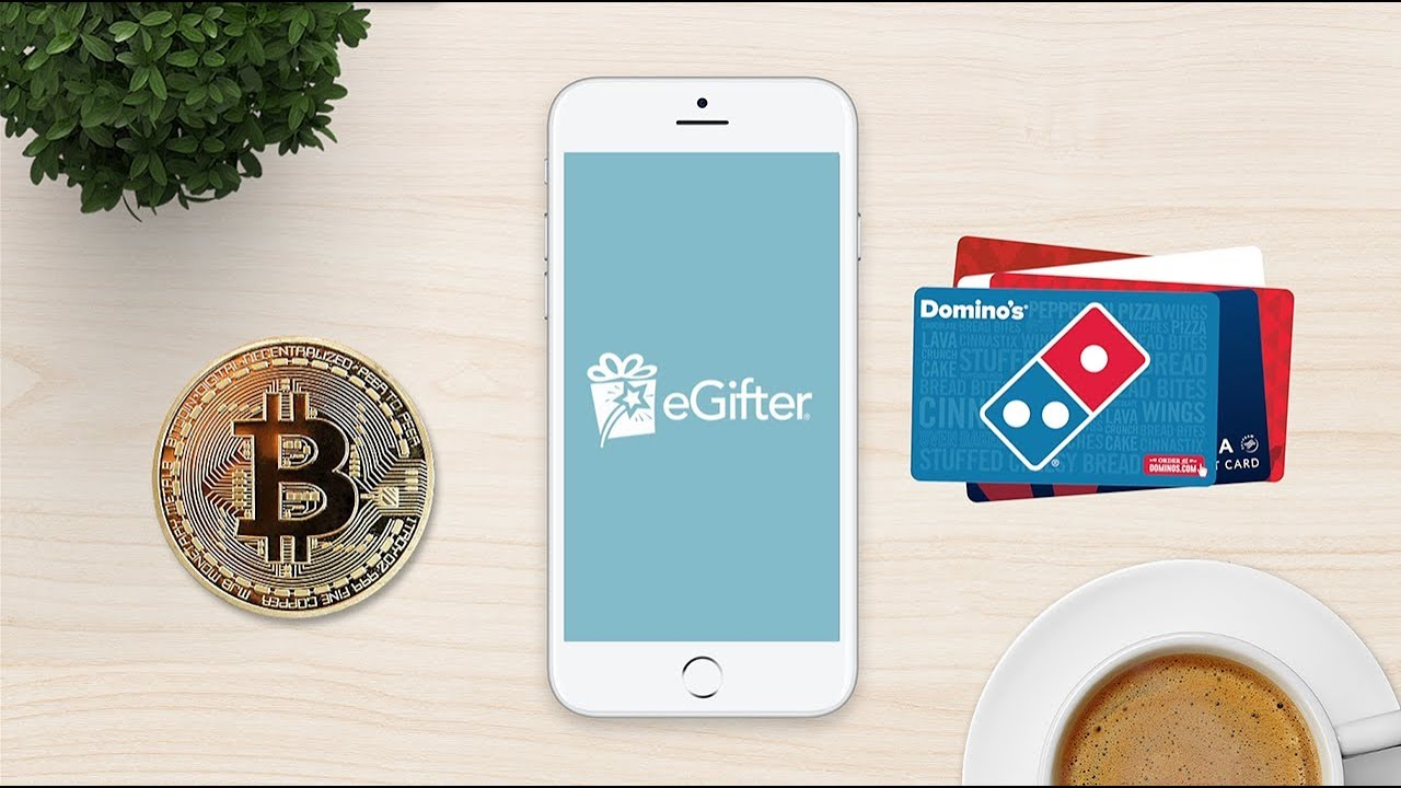 eGifter - Buy Gift Cards With Bitcoin - YouTube