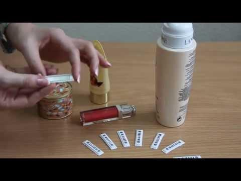 Акустомагнитные защитные этикетки - защита товара от краж в магазинах Антикражка Antikrazka.com