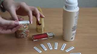 видео Акустомагнитные этикетки