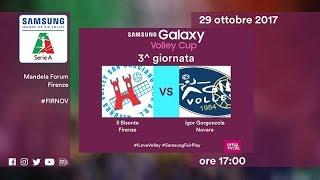 Firenze - Novara | Highlights | 3^ Giornata | Samsung Galaxy Volley Cup 2017/18