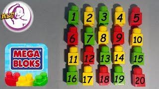 善用LEGO數1至20