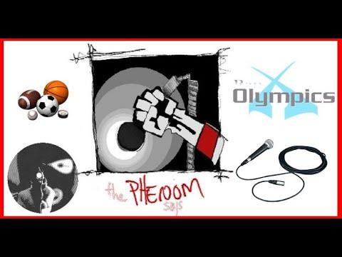 The Rap Olympics©...