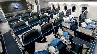 Inside WestJet's Brand New 787-9 Dreamliner