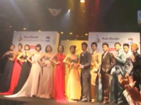 Asia Model Festival Awards New Face Model Search Malaysia 2011 Trailer